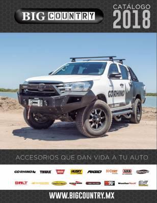 Catalogo Big Country 2018