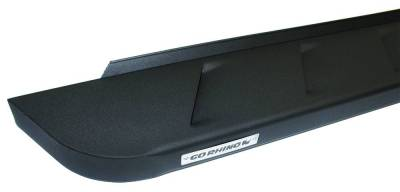 Go Rhino - Estribos RB10 Nissan NP300 16-21 Dob Cab (Negro Texturizado) - Image 1