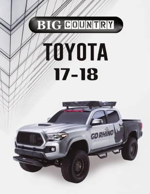 Toyota 2017-2018