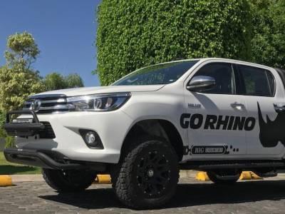 Go Rhino - RC3 LR SKID PLATE DODGE RAM 1500 09-18 - Image 1