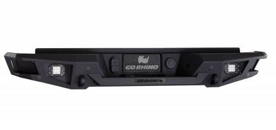 Go Rhino - BR20.5 Negro Texturizado Toyota Hilux 16 - 20 - Image 1