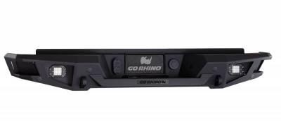 Go Rhino - BR20.5 Negro Texturizado Chevrolet Silverado 1500 19-21 (New Body Style) - Image 1