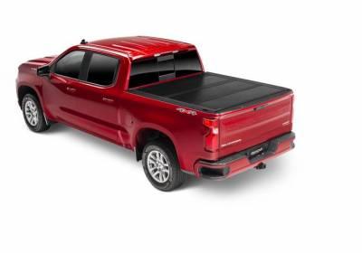 Undercover - Undercover FLEX - Tapas plegables para caja Chevrolet Silverado 1500 2019 6.5' - Image 2