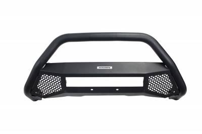 Go Rhino - RC4 LR Skid Plate Negro Texturizado Mitsubishi L200 2020+ (Defensa + Brackets) - Image 1