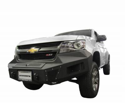 Go Rhino - BR5.5 Negro Texturizado  Chevrolet Colorado 15 - 18 - Image 2
