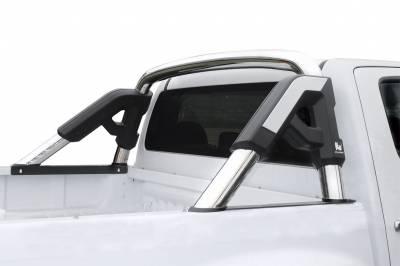 Go Rhino - Roll Bar GR con bracket para tapa de batea Nissan NP300 16-20 Inoxidable - Image 1