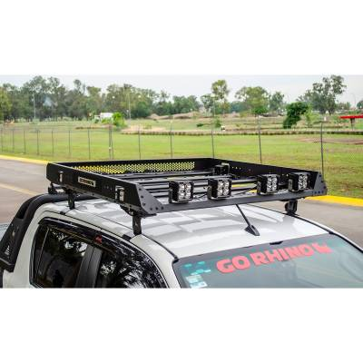 "Go Rhino - Canastilla SRM400 Universal 58"" - Image 1"