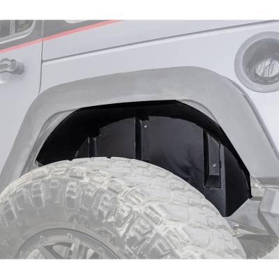 Go Rhino - Inner Liners posteriores Jeep Wrangler JK 07-18 - Image 1