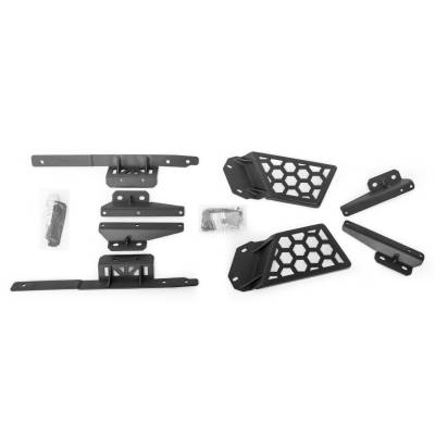 Go Rhino - Kit de Montaje para Canastillas SRM Jeep Wrangler JL 18-20 - Image 4