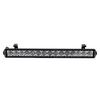 "Go Rhino - Luces LED - Go Rhino Universal Barra Sencilla de 20"" - Image 2"