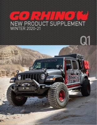 Go Rhino Nuevos Productos 20 - 21 Q1
