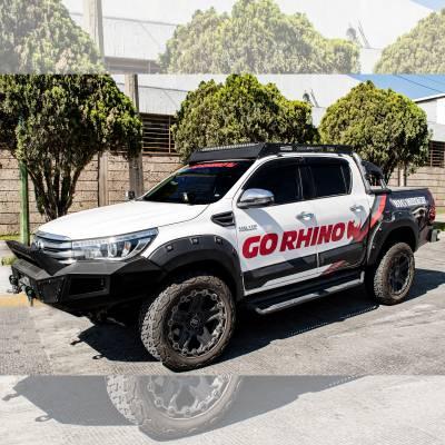 Go Rhino - Canastilla CEROS para Hilux 16-21 - Image 2
