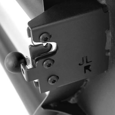 Go Rhino - Puertas Tubulares Traseras TraillineJeep Wrangler JL / Gladiador 18-21 - Image 9