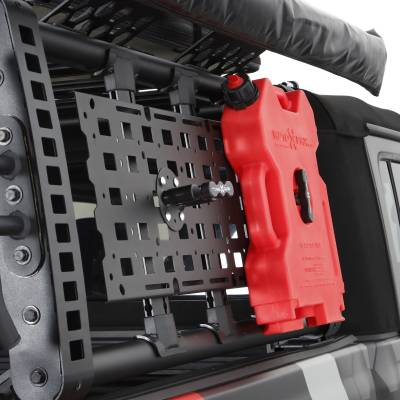 Go Rhino - XRS Xtreme Bed Rack - Gear Plate - Image 6