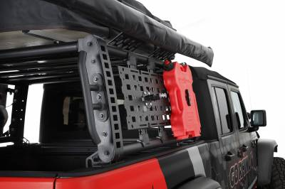 Go Rhino - XRS Xtreme Bed Rack - Gear Plate - Image 9