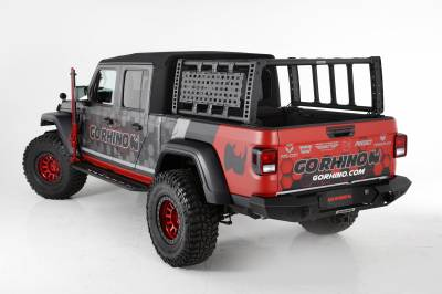 Go Rhino - XRS Xtreme Bed Rack - Gear Plate - Image 2