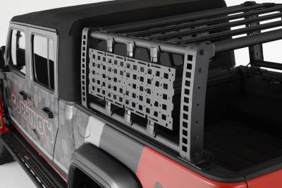 Go Rhino - XRS Xtreme Bed Rack - Gear Plate - Image 1