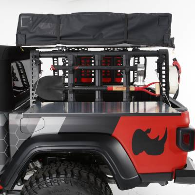 Go Rhino - XRS Xtreme Bed Rack - Gear Table - Image 3