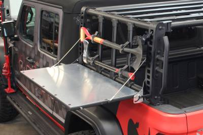 Go Rhino - XRS Xtreme Bed Rack - Gear Table - Image 8