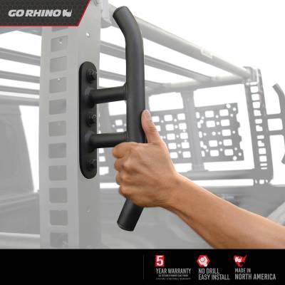 Go Rhino - XRS Xtreme Bed Rack - Reel Handle Kit ( Par) - Image 4