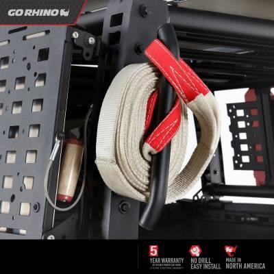 Go Rhino - XRS Xtreme Bed Rack - Reel Handle Kit ( Par) - Image 5