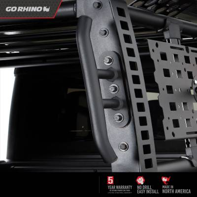 Go Rhino - XRS Xtreme Bed Rack - Reel Handle Kit ( Par) - Image 8