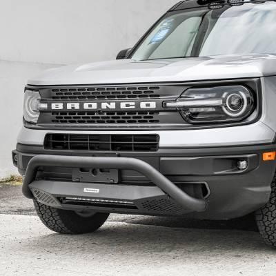 Go Rhino - RC4 Slim Ford Bronco Sport 2021+ - Image 1