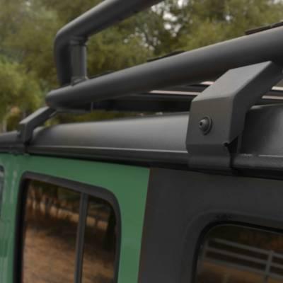 Go Rhino - Kit de Montaje SRM 4 Brackets Jimny 2021 (Vierte Aguas) - Image 2