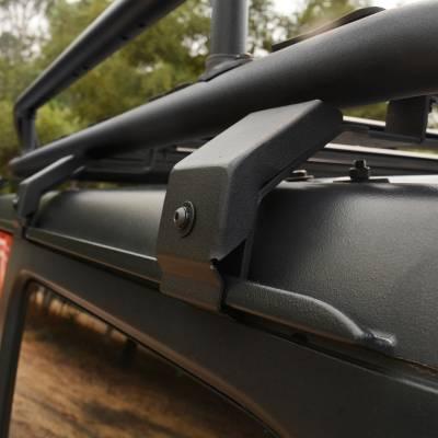 Go Rhino - Kit de Montaje SRM 4 Brackets Jimny 2021 (Vierte Aguas) - Image 3
