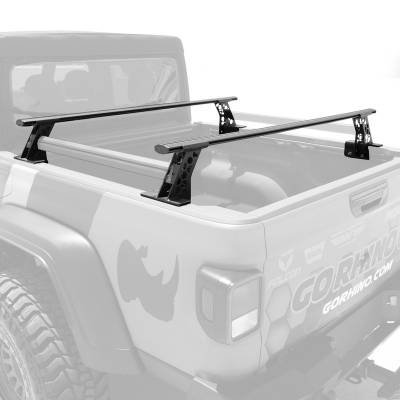 Go Rhino - XRS Kit de Barras Transversales para camionetas Mid-Size - Image 9