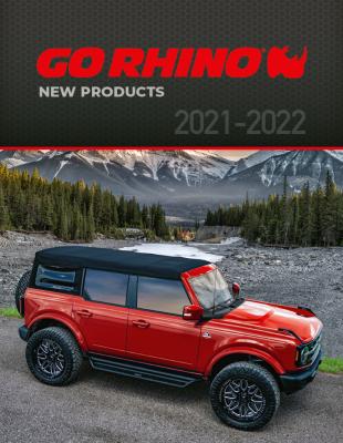 Go Rhino Nuevos Productos 21-22